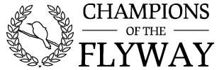 Champions of the Flyway Logo B&W