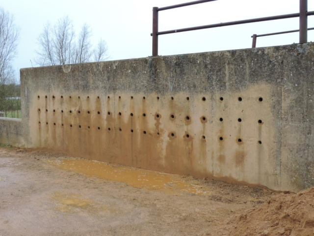 The completed wall (Steve Brayshaw)